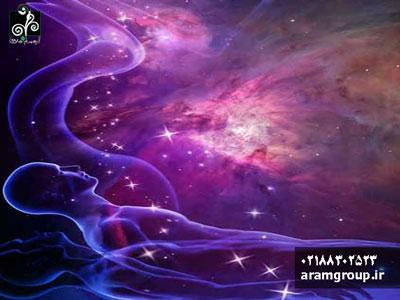 روانشناسی برون فکنی اختری و يادداشتهاي آكاشيك در پرواز روح. تجسم خلاق، خلق آینده، دکترآرام