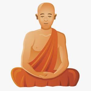 راهب حقيقي
