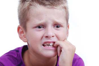 استرس و اضطراب کودکان