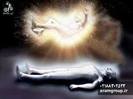 رویابینی و پرواز روح. دکترآرام، تجسم خلاق، خلق آینده