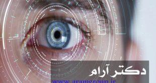 هیپنوتیزم پذیری دایره های چرخان-تجسم خلاق-دکتر آرام