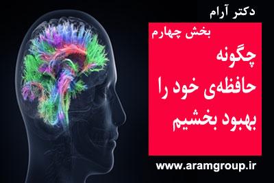 چگونه حافظهی خود را بهبود بخشیم(بخش چهارم)-تجسم خلاق-دکتر آرام