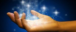 بازکردن چاکرای دست. دکترآرام, تجسم خلاق, خلق آینده